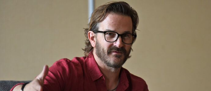 Supernatural : Richard Speight Jr participates in a virtual convention on May 8th