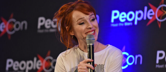Supernatural: Ruth Connell announced at the DarkLight Con Online 2