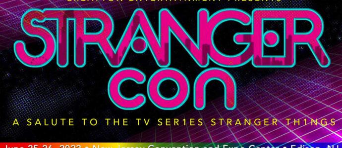 Stranger Things : la convention Stranger Con New Jersey reportée à 2022