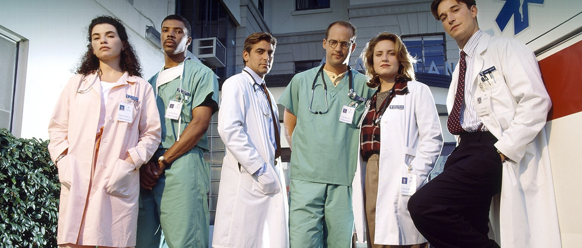 ER: the cast virtually reunited for a good cause