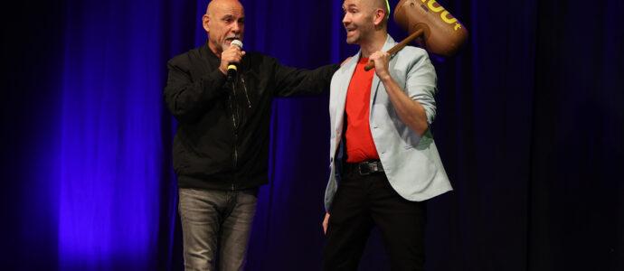 Jean-Paul Césari - Metz Torii 2021 - Concert génériques dessins animés