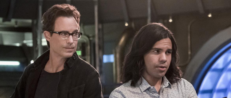 The Flash : départ de Carlos Valdes et Tom Cavanagh