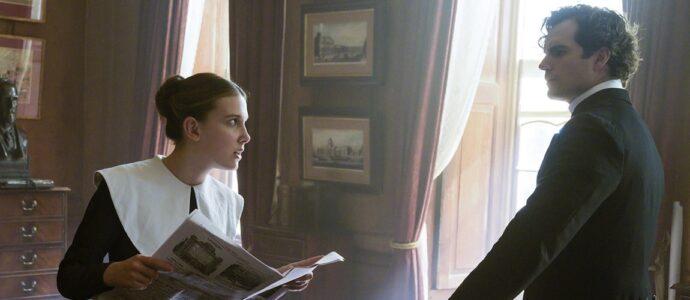 Enola Holmes : une suite confirmée par Netflix avec Millie Bobby Brown et Henry Cavill