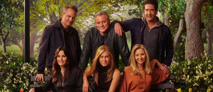 Friends : l'épisode réunion sera diffusé sur Salto et TF1