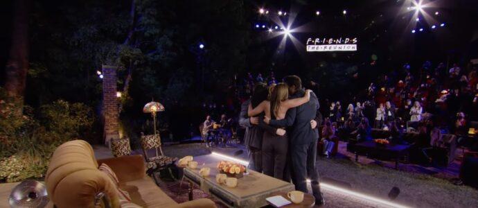 Friends : HBO Max dévoile une bande-annonce pleine d'émotions et de rires