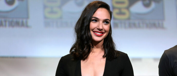 Gal Gadot to star and produce a sci-fi romance