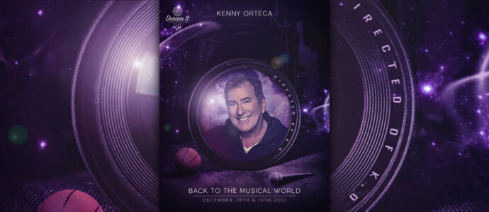 Kenny Ortega à Paris pour la convention Back to the Musical World