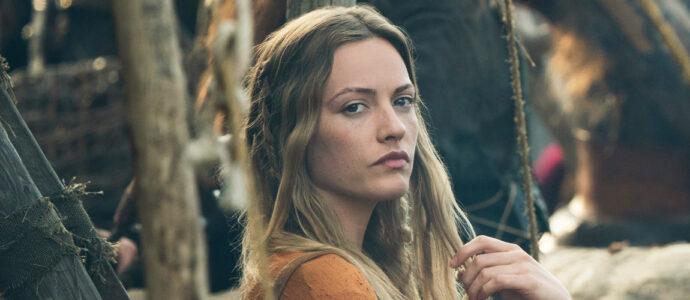 Vikings : Lucy Martin en convention virtuelle avec Union Association