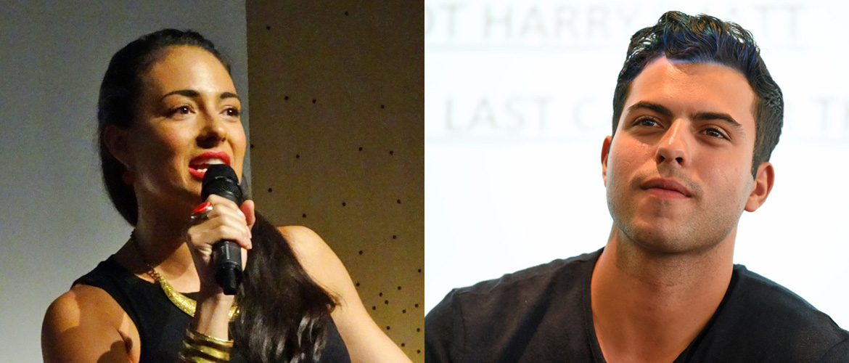 Shadowhunters: Nicola Correia-Damude and David Castro to attend the Fandom Vibes Digital 3 convention