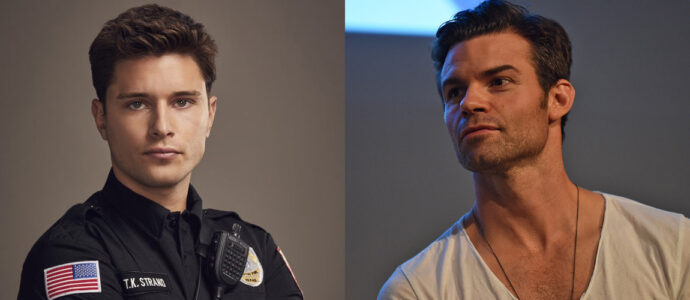 Ronen Rubinstein and Daniel Gillies, new guests at the Dream It At Home 11 convention