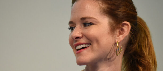 Grey's Anatomy: Sarah Drew, first guest of the Dream It At Home 11 convention
