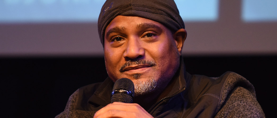 Seth Gilliam (Teen Wolf, The Walking Dead) assistera à un événement virtuel d'Union Association