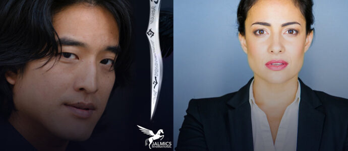 Shadowhunters : Jack Yang et Nicola Correia-Damude assisteront à la convention Heroes of the Shadow World 3 At Home Edition