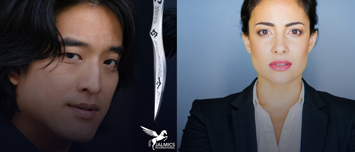 Shadowhunters: Jack Yang and Nicola Correia-Damude will attend the convention 'Heroes of the Shadow World 3 At Home Edition'