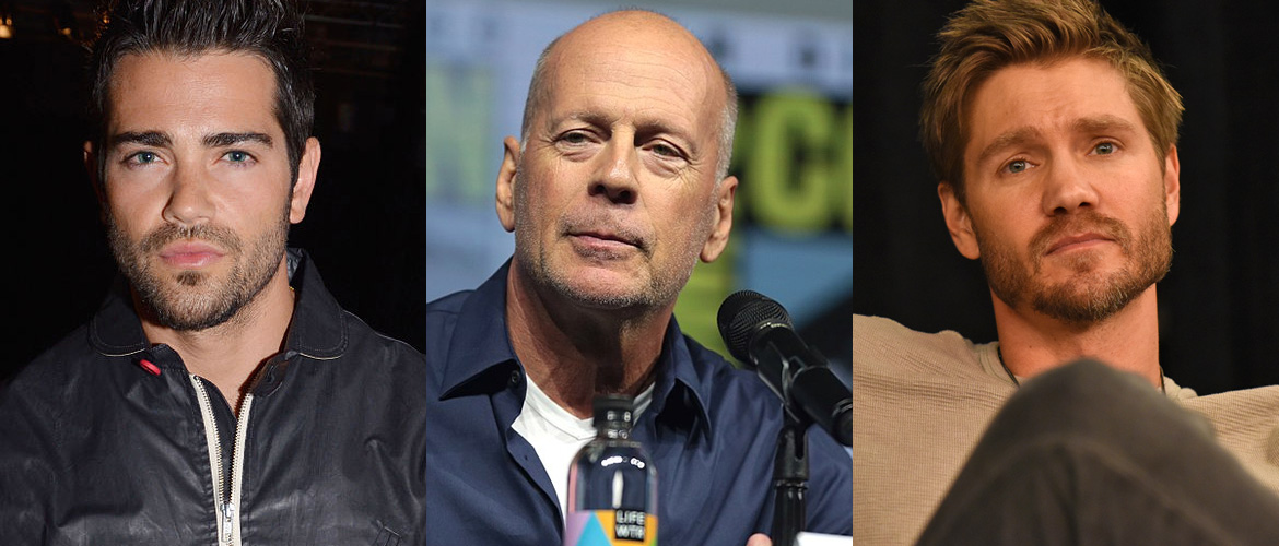 The Fortress: a trilogy with Bruce Willis, Jesse Metcalfe and Chad Michael Murray