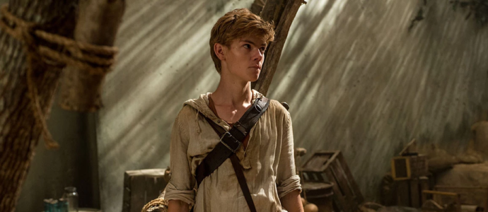 Thomas Brodie-Sangster, surprise guest at the Dream It At Home 11 convention