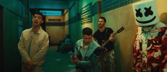 Nouvelle chanson, nouveau clip et nouvelle tournée américaine pour les Jonas Brothers