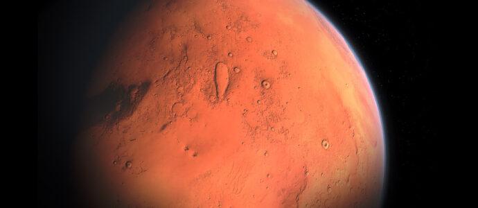 Les Femmes ne viennent pas de Mars mais elles y vont