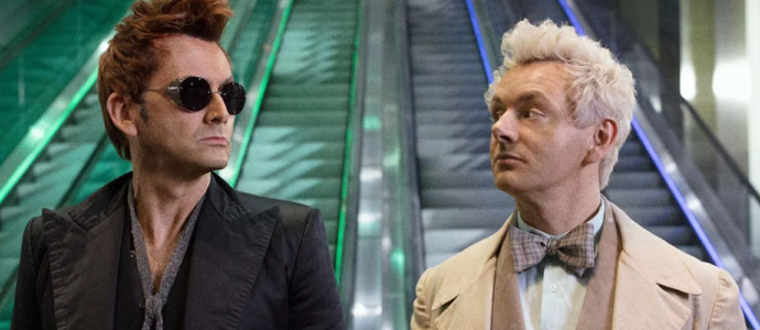 Good Omens will return for a second season