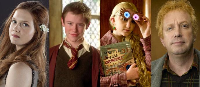 Harry Potter : 4 membres du casting annoncés au Comic Con Stuttgart 2021