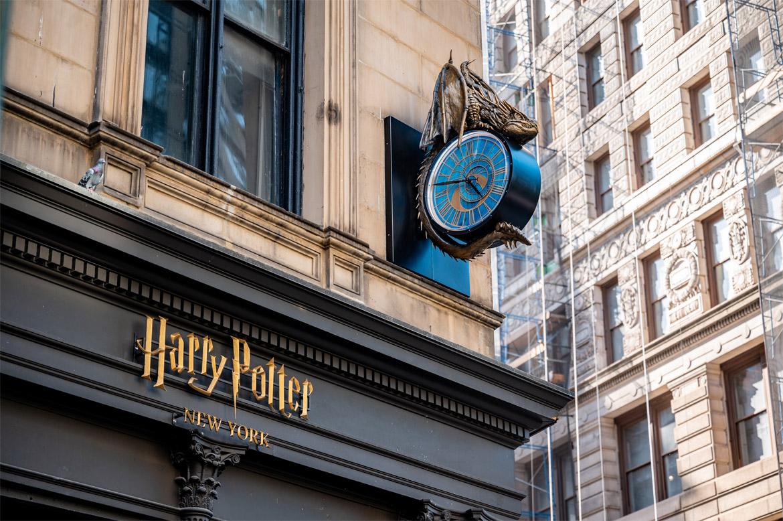 Le plus grand magasin dédié à Harry Potter ouvre ses portes