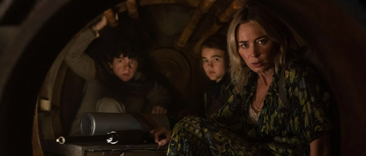 A Quiet Place Part II Is the Most Dangerous Movie of Summer 2021: How It Works