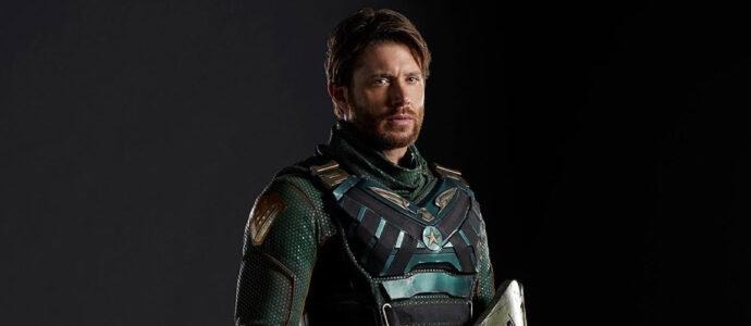 The Boys : Jensen Ackles dévoile le costume de son nouveau personnage Soldier Boy