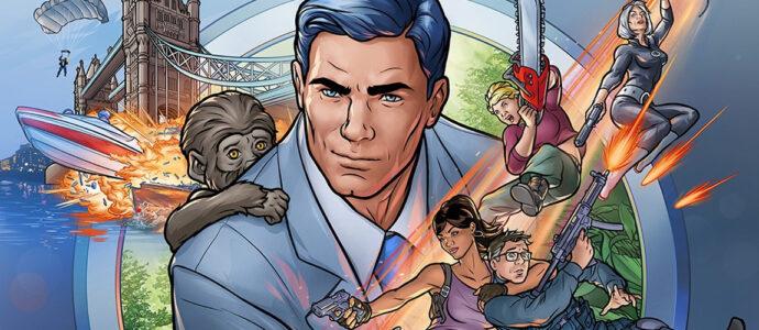Archer : la saison 12 diffusée à partir du mois d'août sur FXX