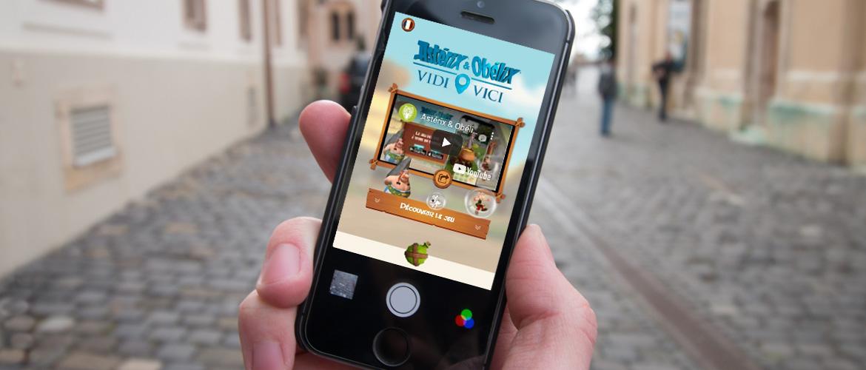 Astérix & Obélix débarquent sur nos smartphones !