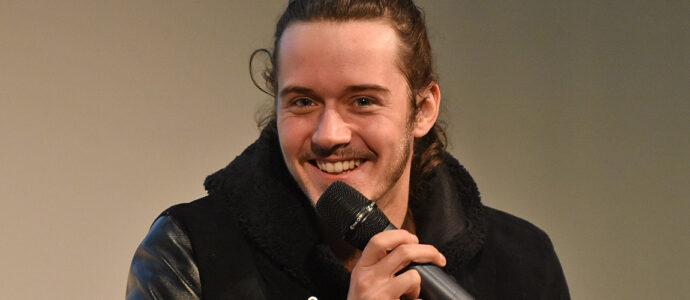 César Domboy (Outlander) participera à la série SAS: Rogue Heroes