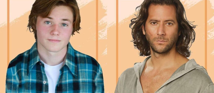 Sacha Carlson and Henry Ian Cusick announced at the Dream It At Home 13