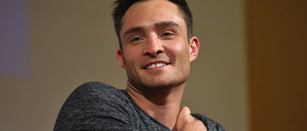 Ed Westwick (Gossip Girl), first confirmed guest for the Dream It Not At Home convention