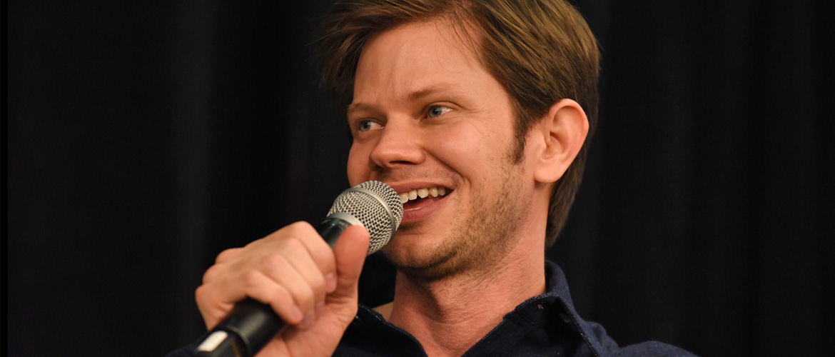 One Tree Hill: Lee Norris, last minute guest at the Dream It At Home 13
