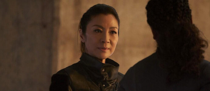 Michelle Yeoh in the cast of The Witcher: Blood Origin