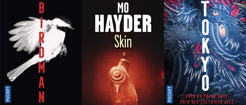 L'auteure à succès Mo Hayder est décédée