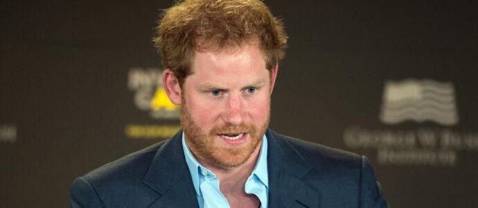 Le Prince Harry publiera son autobiographie en 2022