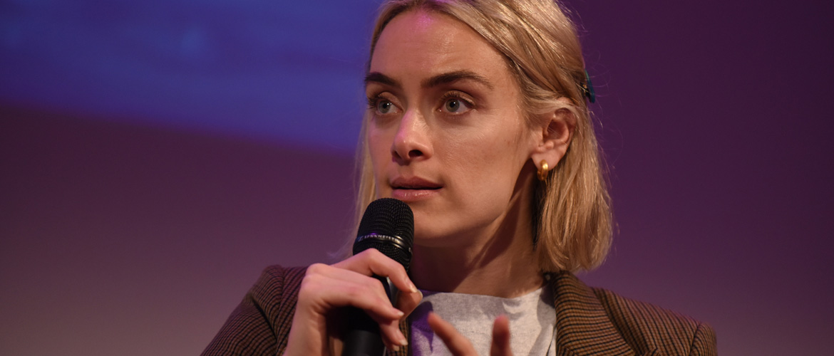 Rachel Skarsten, new guest of the Long May She Reign 2 convention