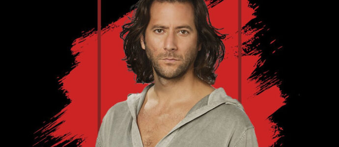 Henry Ian Cusick, new guest at the Dream It At Home 15 convention