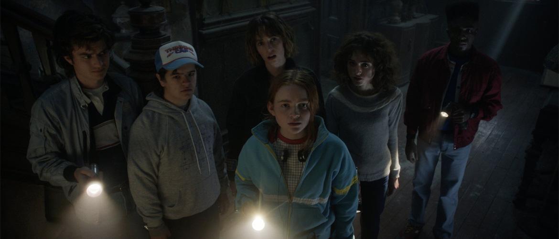 'Stranger Things' season 4 in 2022 on Netflix