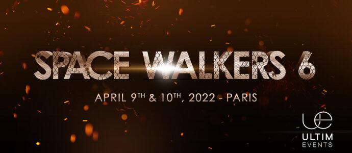 The 100 : 4 nouveaux invités pour la Space Walkers 6