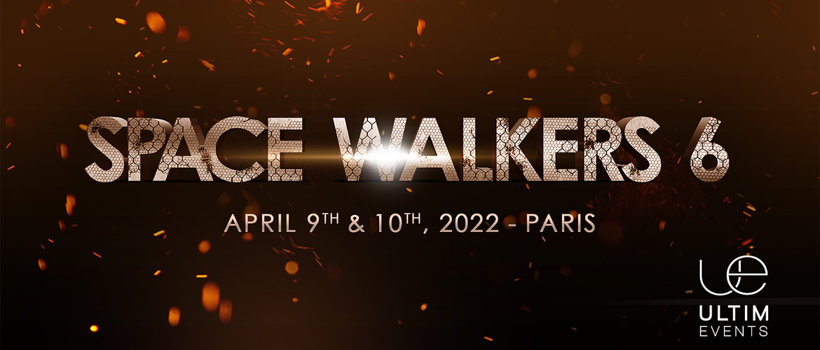 The 100: 4 new guests for the Space Walkers 6 event