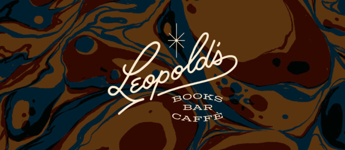 Le Leopold's Book Bar Caffè : le nouvel endroit à la mode