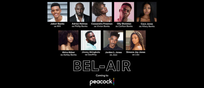 Bel-Air: The cast of the drama reboot of The Fresh Prince of Bel-Air revealed
