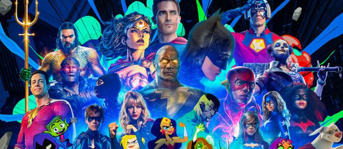 DC Comics dévoile le programme du DC FanDome 2021
