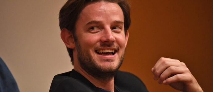 Versailles: Evan Williams, second guest of the 'Let's Hang in the Castle' event