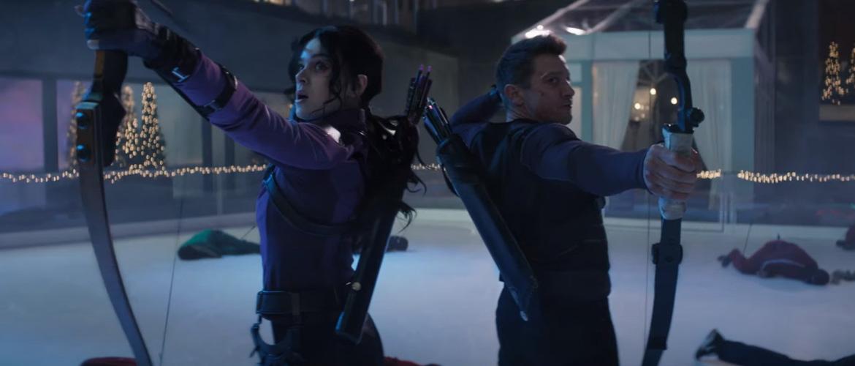 Hawkeye : une bande-annonce pour la nouvelle série Marvel de Disney+