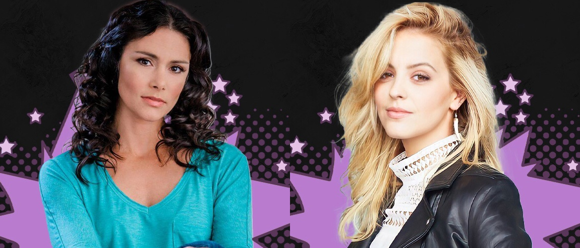 Teen Wolf : Gage Golightly and Melissa Ponzio announced at Heroes vs Villains convention