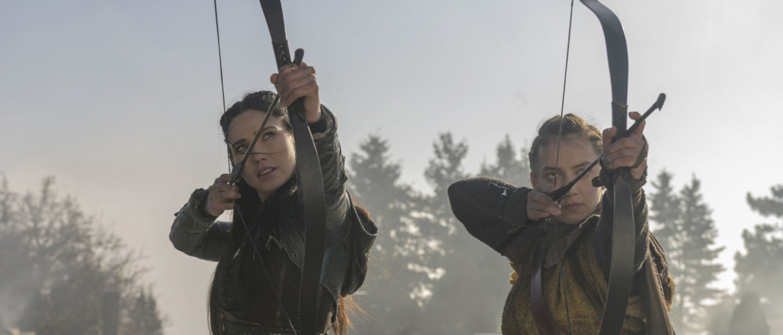 The Outpost : la série annulée par la CW