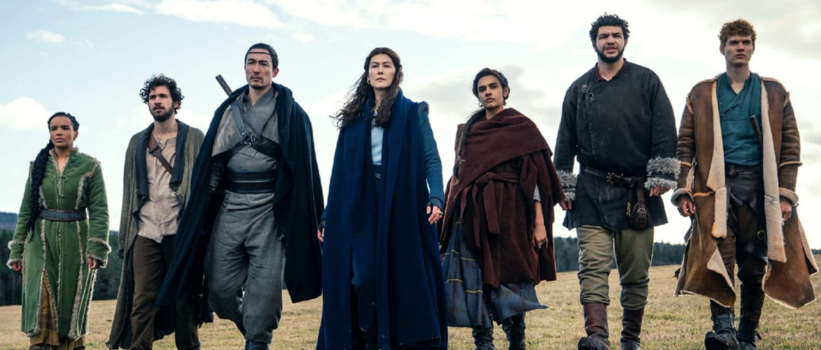 """""""The Wheel of Time"""": the first images of the TV series adaptation revealed."""