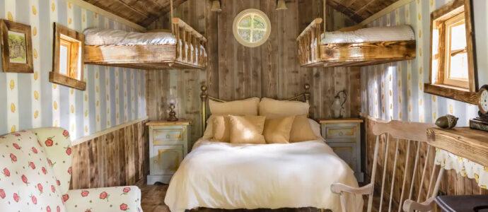 L'antre de Winnie l'Ourson disponible en Airbnb